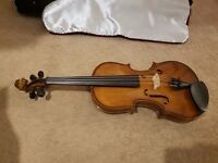Hill & Company Violin - Full size - 4/4 - Immaculate condition