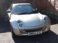 Smart Roadster Automatic 2004