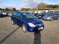 Zafira Exclusive 1.9L DIESEL Automatic 2009 full service history long mot excellent condition