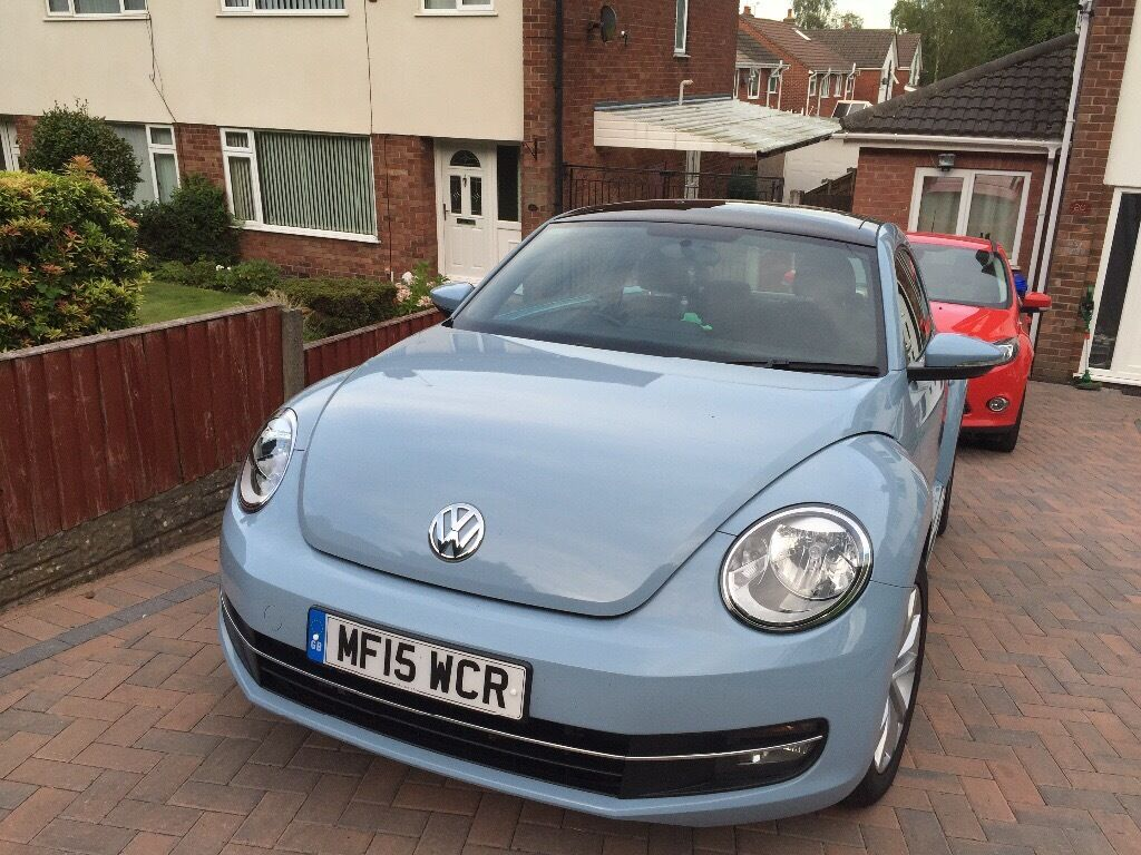 volkswagen beetle 2015 blue. 2015 vw beetle with panoramic sunroof gorgeous volkswagen blue