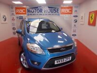 Ford Kuga (ZETEC TDCI AWD) FREE MOT'S AS LONG AS YOU OWN THE CAR!!! (blue) 2009