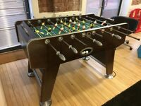 FULL SIZE 'JACQUES OF LONDON' FOOTBALL TABLE