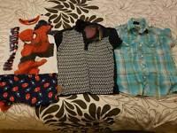 Boys clothes bundle 7-8y