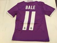 Real Madrid Away Shirt 2016-17 - Kids 9/10YR - Short Sleeve