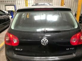 Vw golf mk5 Breaking For Spares 1.9 tdi 04 05 06 07