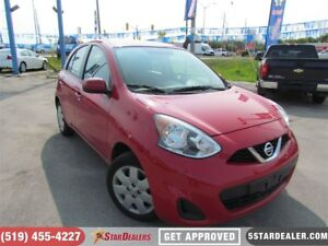 2016 Nissan Micra ONE OWNER | AS GOOD AS NEW