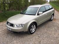 Audi A4 2.0 AUTOMATIC petrol