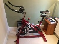 BH Fitness SB1.4 Indoor Cycle - Spinning Bike - Exercise Bike