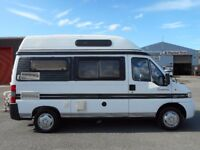 NO VAT!! Pergeot boxer auto sleeper symphony campervan with only 82k from and new loads of history