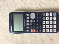 CASIO calculator - USB power graphic suitable for A level Maths