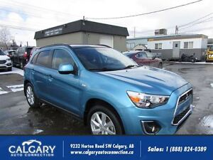 2013 Mitsubishi RVR GT/PANO-ROOF/LEATHER/NAVIGATION/AWD