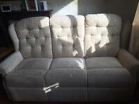 OFFERs accepted 3 seater sofa - petite