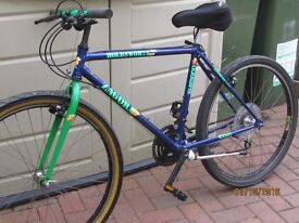 HOLDSWORTH HAND BUILT CYCLE