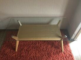 John Lewis coffee table, very good condition.