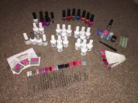 Nails Starter Kit - Gelish polishes and more....