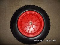 wheel barrow- wheel for sale