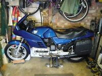 1984 bmw k100rs only 35,850 miles bmw service history bmw panniers,tool kit .hand book etc