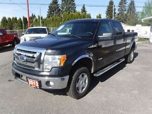 2012 Ford F-150 XLT - ECOBOOST Prince George British Columbia image 3