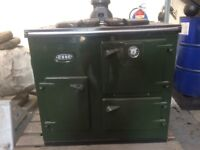 Oil fired cooker stove for sale, good condition all working well.