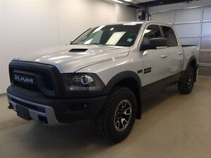 2015 Ram 1500 REBEL - only 12K w/ SUNROOF & AIR SUSPENSION