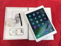 Apple iPad Air 64gb, White, WiFi, +WARRANTY, NO OFFERS