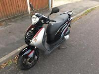 Honda PES 125cc Scooter