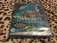 Saawariya Blu Ray DVD