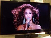 """Samsung 46"""" Full 1080p LED TV With Freeview (UE46B6000VW)!!!"""