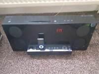 Sony CMT-Z100DiR Audio shelf system
