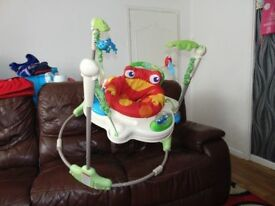 fisherprice jumperoo baby swing baby bouncer