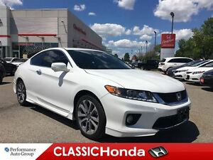 2014 Honda Accord Coupe EX-L NAVI | SKIRTS | LEATHER | SUNROOF |