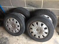 wheels and tyres 215/65/16 VWT5 transporter Van Tyres