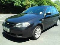 2008 CHEVROLET LACETTI SX. FULL YEARS MOT
