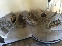 3 seater sofa and corner will sell seperately
