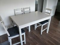 Dining Table and Chairs for sale