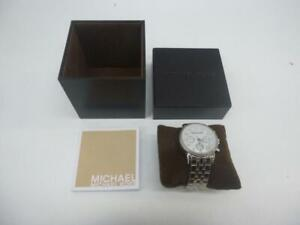 Michael Kors Chronograph Crystals Ladies Watch for sale! - We Buy and Sell Watches at Cash Pawn - 117881 - MH320405