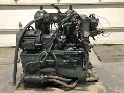 Power Stinger R20-7.5-psv15 Hydraulic Power Unit 7.5hp 230460v 3ph 1000psi