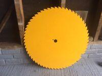 decorative saw blade