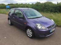 2007 Ford Fiesta 1.2 Style 3 Door - Fresh MOT