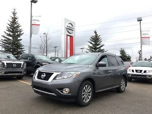 2015 Nissan Pathfinder SV AWD HEATED STEERING-WHEEL