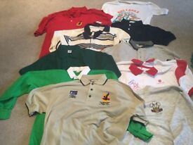 XL 11 Men's Polo Shirts 1 T-Shirt 1 Sweat Shirt Ideal for Car Boot Sale 13 in Total