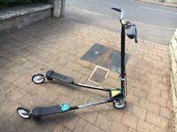 Zinc scooter