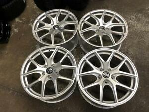 "18"" AVANTE GARDE Wheels 5x112 (Volkswagen, Mercedes and Audi vehicles) Calgary Alberta Preview"