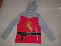 Dressing up outfit - Knight/King - age 9/10