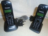 TWIN PANASONIC HOME PHONES