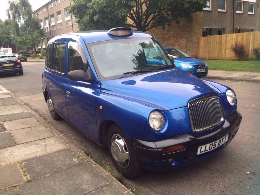 2005 lti london taxi cab tx2 silver auto in richmond london gumtree. Black Bedroom Furniture Sets. Home Design Ideas