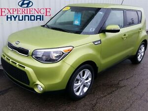 2016 Kia Soul EX LOADED EX EDITION WITH LOW KMs AND FACTORY WARR