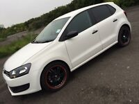 Beautiful 1.2 vw polo with additional extras