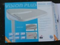 Vision Plus Image 450 TV Aerial with poles