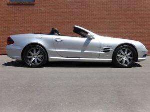 2003 Mercedes-Benz SL-Class SL55 A.M.G -- 500 H.P MONSTER -- PAN
